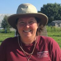 Meet June's Garden Hero – Courtney Tchida: Pioneering a Campus-based Organic Farm