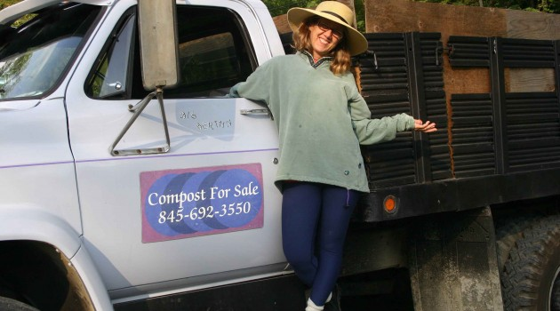 MEET LINDA BORGHI, A BIODYNAMC BACKYARD FARMER WHO GROWS 100 DIFFERENT KINDS OF VEGGIES