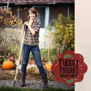 Brianna van de Wijngaard is the owner of Puddle Produce Urban Farms.