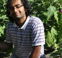 Meet October's Garden Hero – Adithya Ramachandran