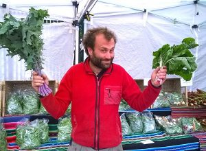 SF photo PPT Stefan Butler holding veggies blank